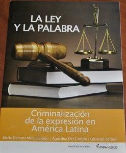 Portada del libro La ley y la palabra.