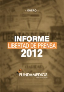 informe fundamedios 2012