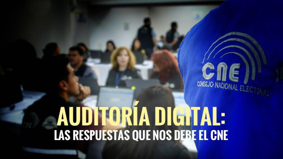 auditoria digital foto